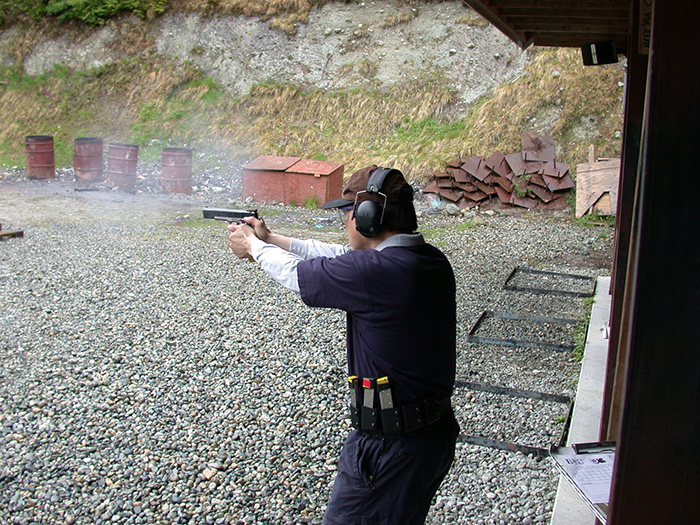 What is ipsc shooting?